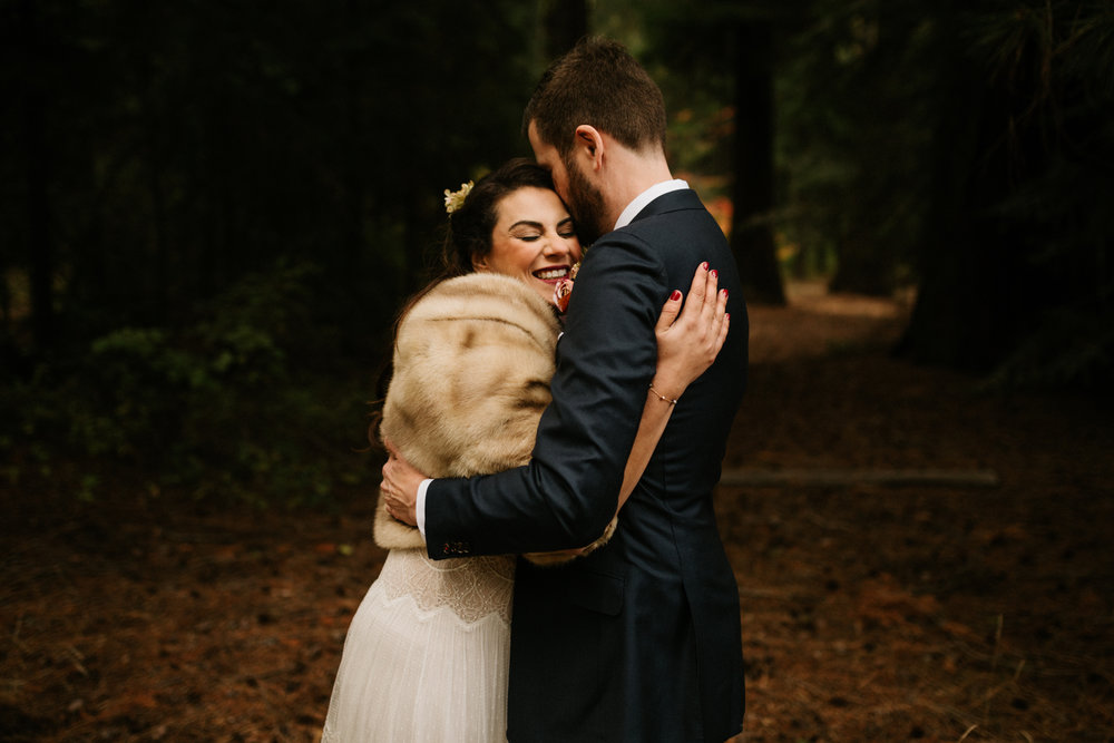 Suttle Lake Wedding by Katy Weaver Photography