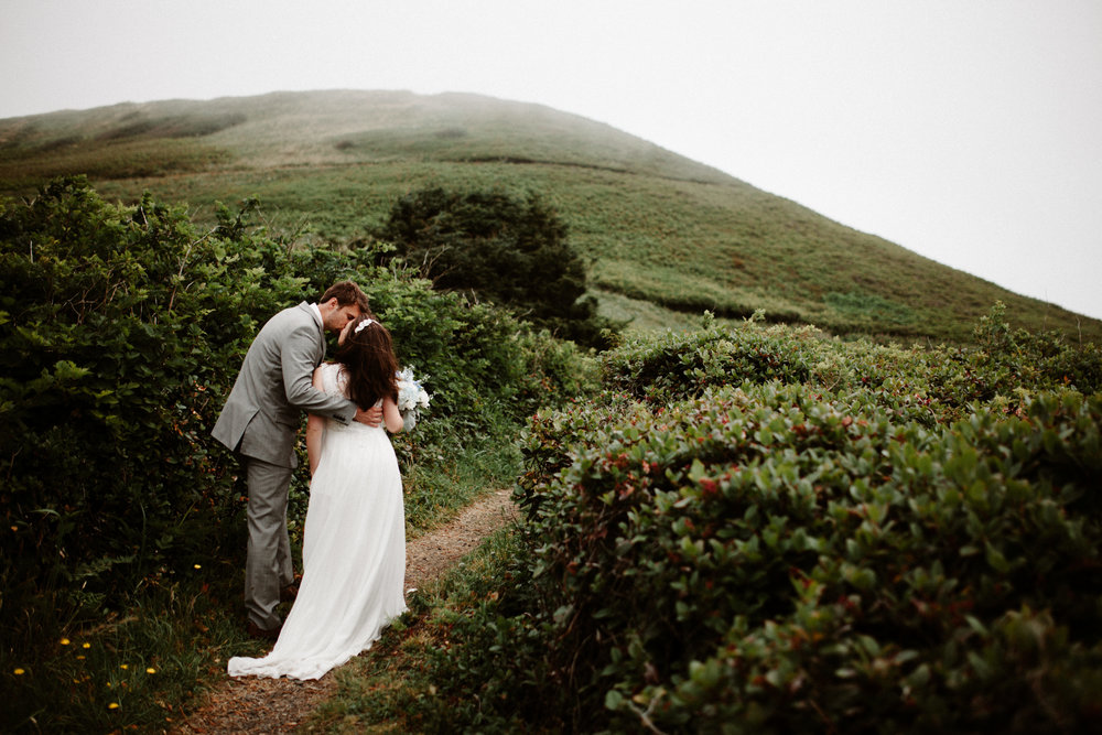 Yaquina Head Newport Oregon Wedding Photographer Katy Weaver
