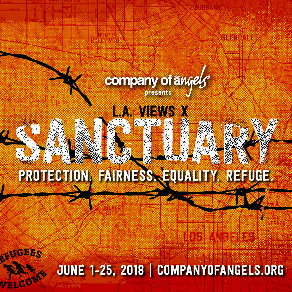 LA Views X: Sanctuary at The Company of Angels | June 1-25, 2018