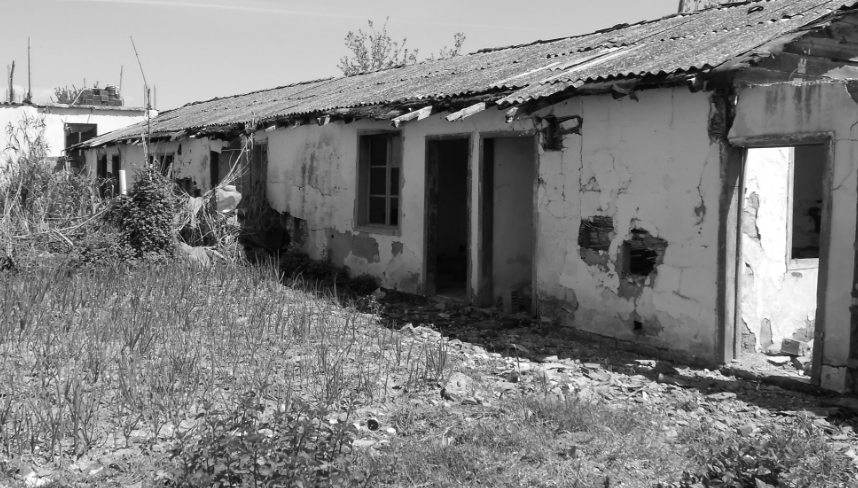 Nji nga kampet e shumte të internimit në Shqipëri