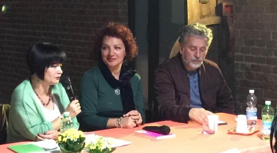 Nga e majta në të djathtë: Darova, Shpuza, Spahija.