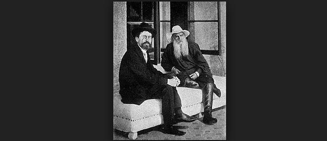 Chekhov & Tolstoy
