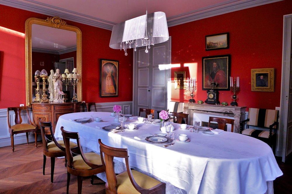 Souvent Château de la Pommeraye - Charming chateau hotel, reception and  BT78