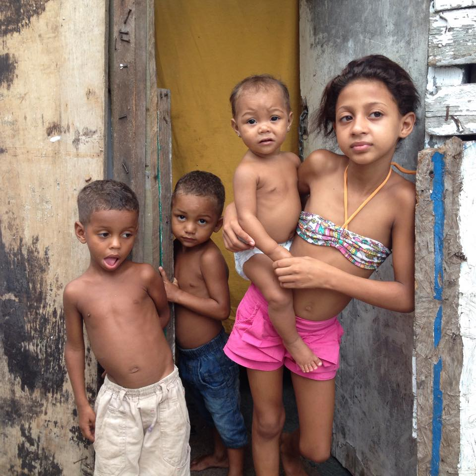 children_favela