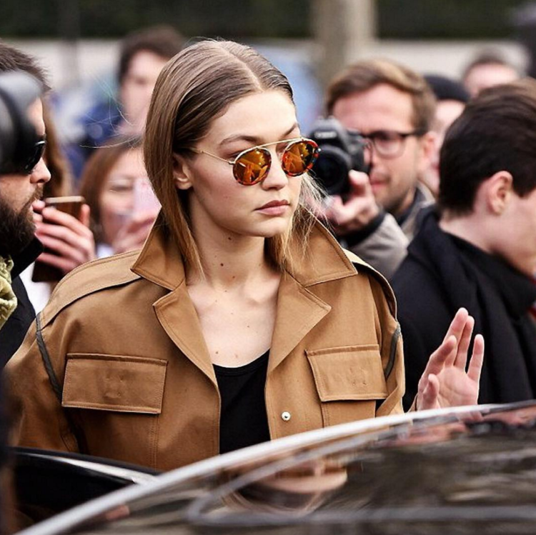 fb2aa9fa63 Been wondering what sunglasses Gigi Hadid and Selena Gomez have been  sporting recently