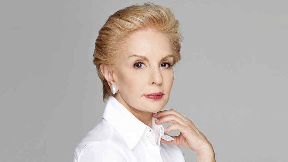 Carolina Herrera, creative director; image via