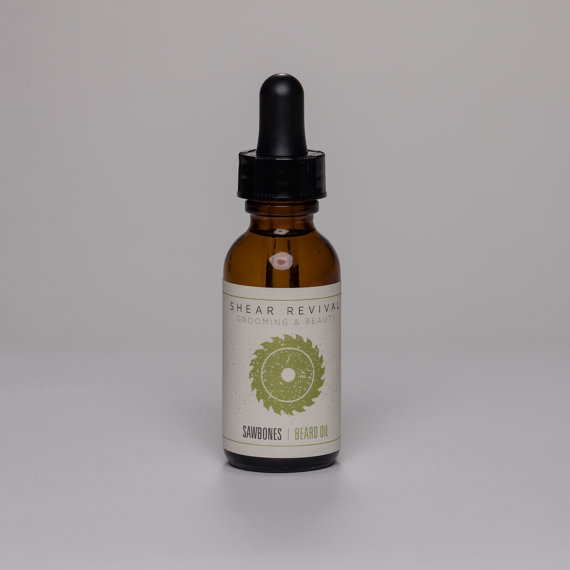 Sawbones Beard Oil by    Shear Revival