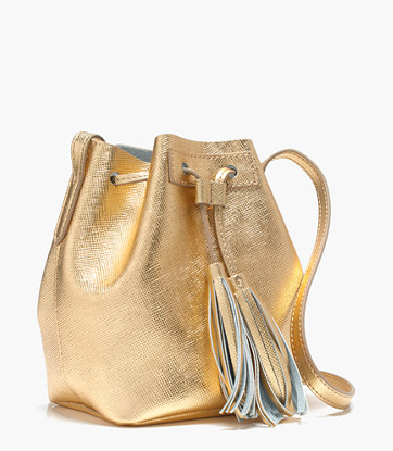 JCrew Mini bucket bag  $79.99;  image  via