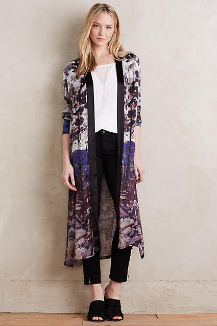 Anthropologie Antheia Jacket  $198 ; image  via