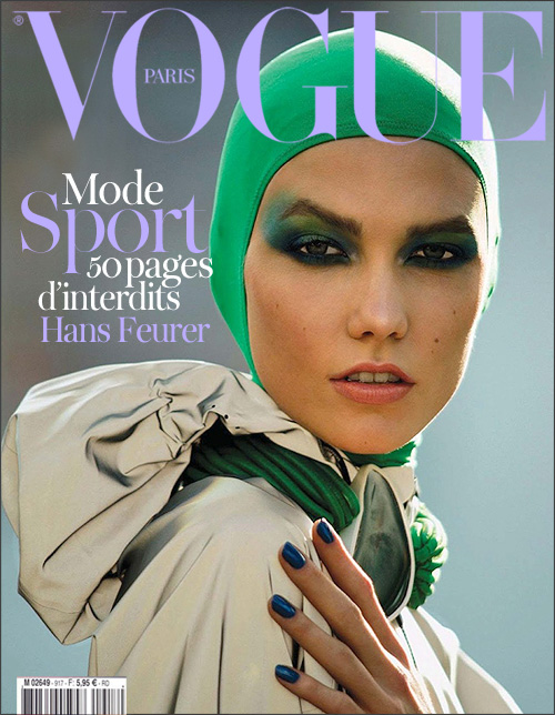 Karlie for Vogue Paris
