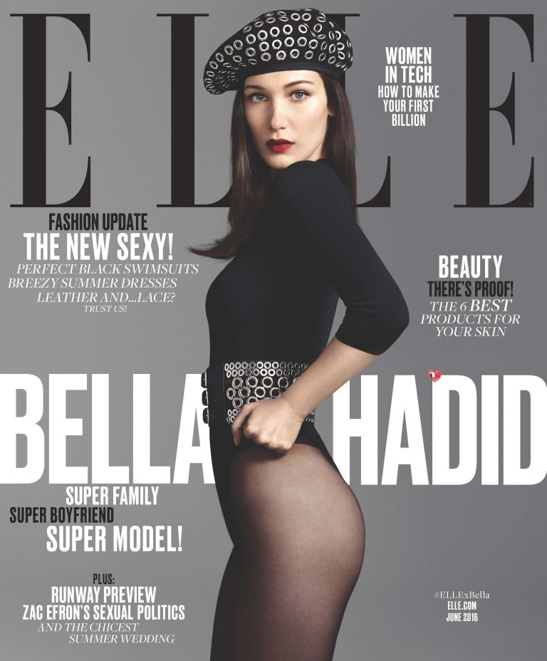 Bella for Elle US