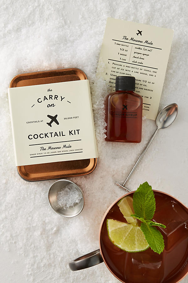 Carry On Cocktail Set