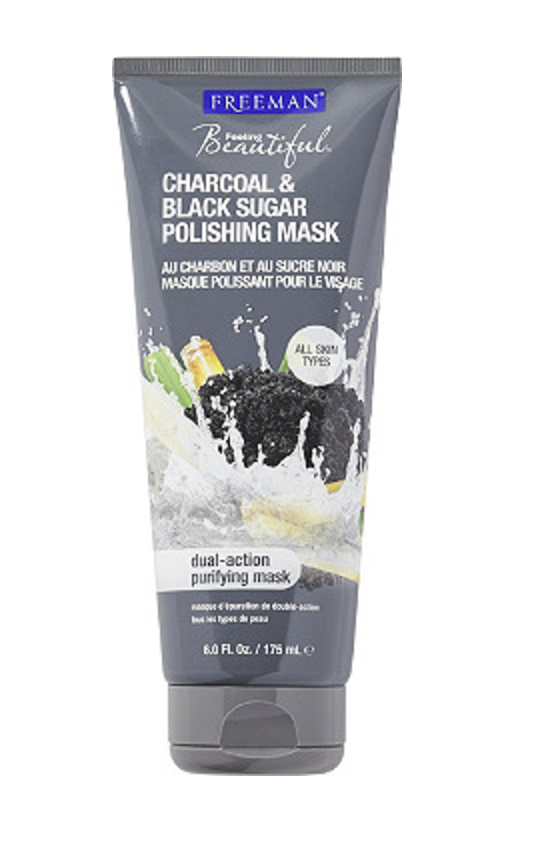 Feeling Beautiful Charcoal & Black Sugar Facial Mask