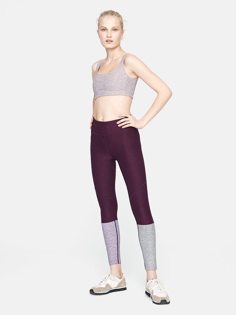 Dipped Warmup Legging