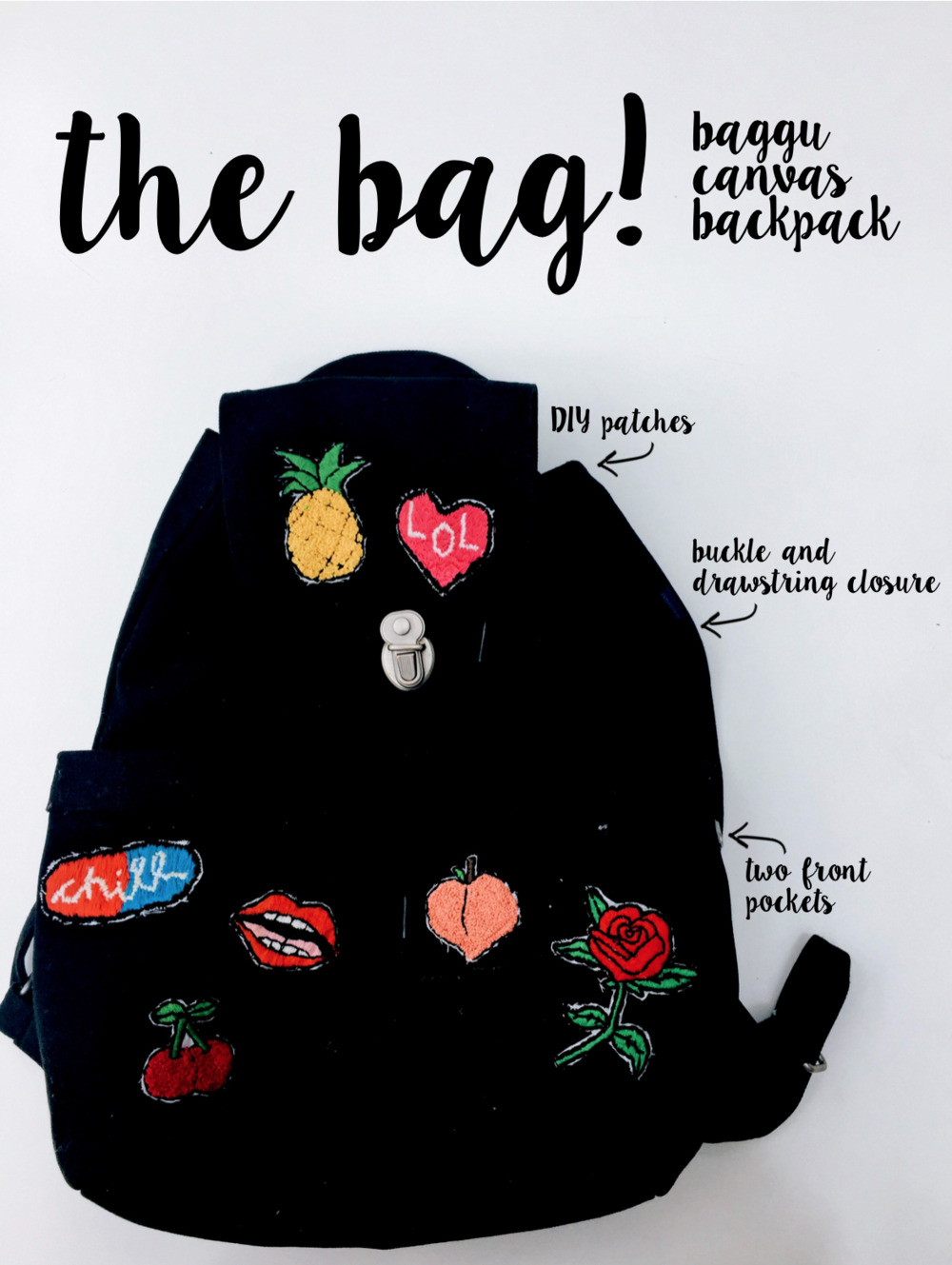 Get it direct from Baggu or also available on Amazon!