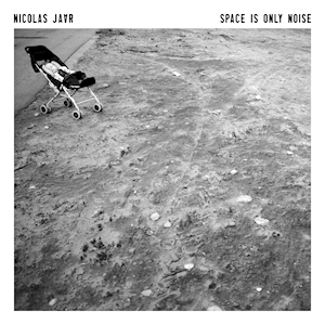 The Album cover for Space is only Noise  via