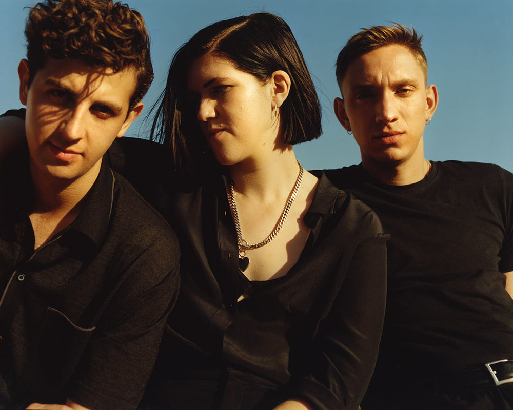 The xx; image  via