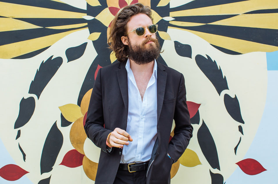 Father John Misty; image  via