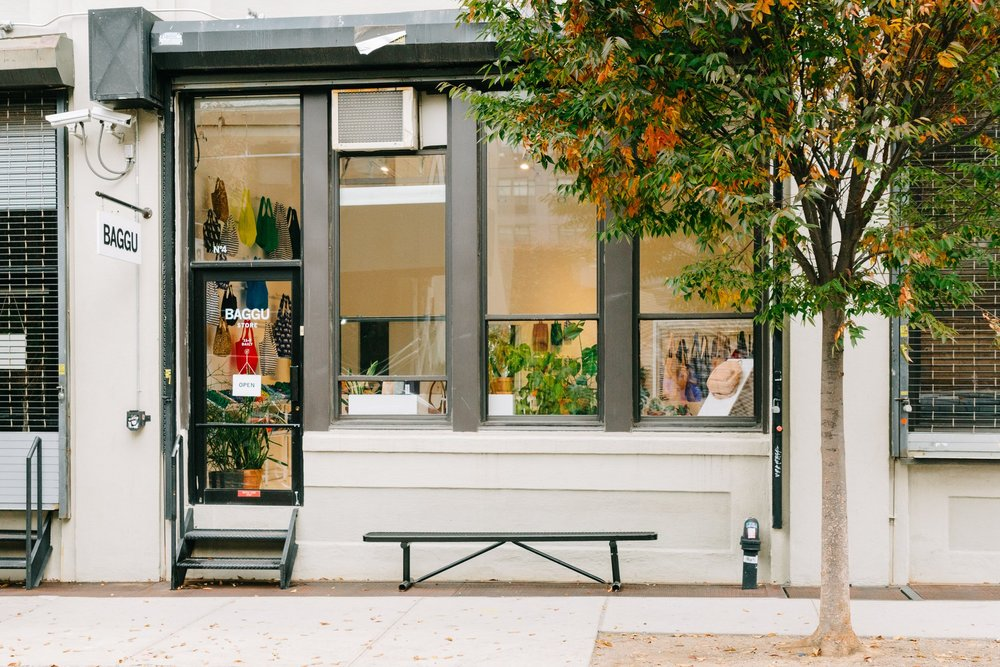 Be sure to check out a  Baggu Store Front  in Brooklyn, Oakland, or San Francisco!