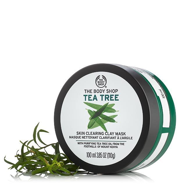 Tea Tree Cleansing Clay Mask