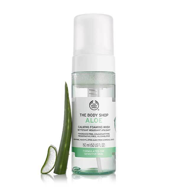 Aloe Soft Face Cleanser