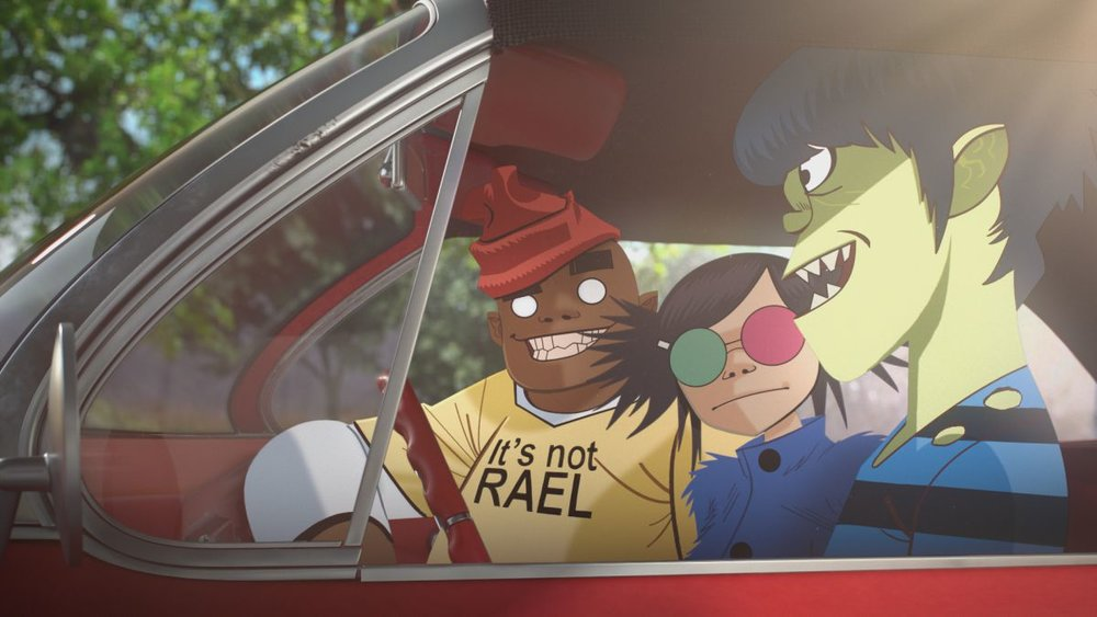 Still from video for Saturnz Barz (feat. Popcaan) - image from consequenceofsound