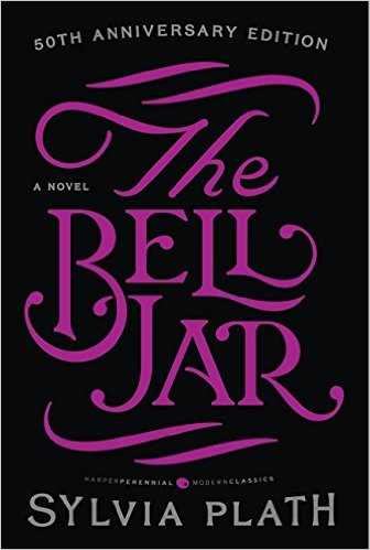 the bell jar -sylvia plath - A classic tale of protagonist Esther's struggle with depression, her trips to psychiatric wards, and an all around good view of the past's treatment of the mentally ill. I breezed through this in a couple of days, encapsulated by the connection to much of Esther's struggles - trapped under the suffocating glass hood of a bell jar, as if a specimen on display.