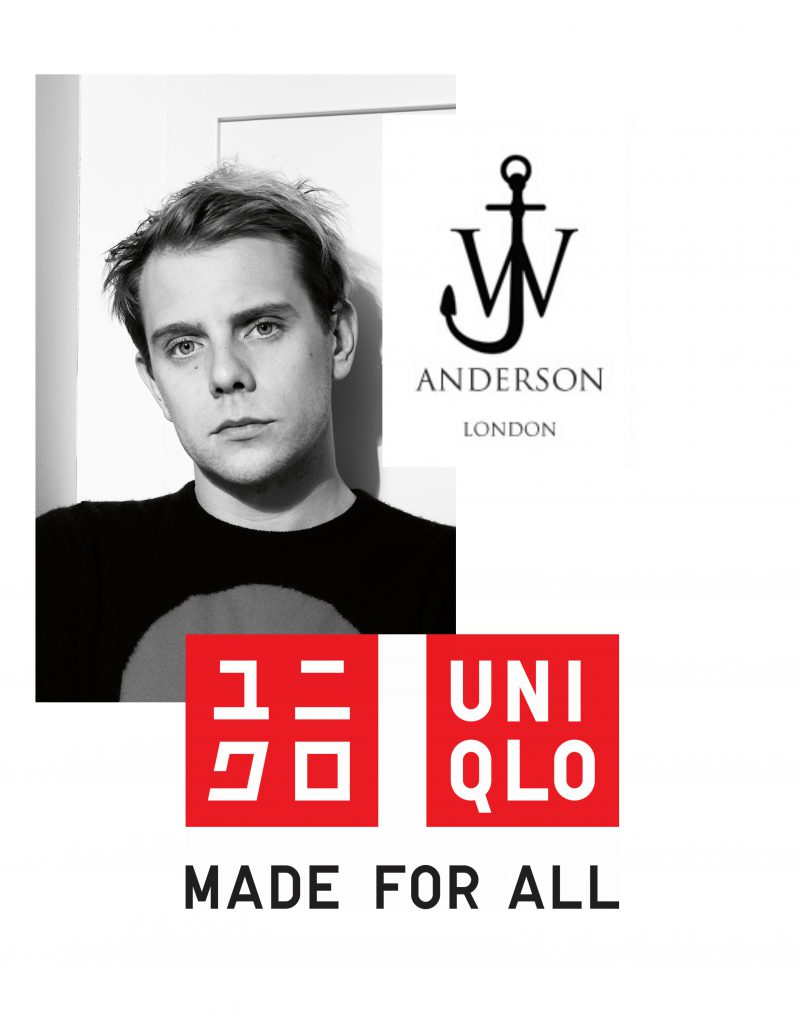 J.W. Anderson x Uniqlo - Queue my