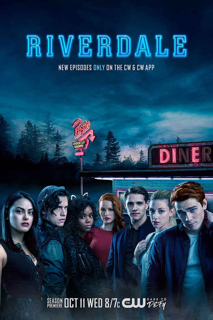 8. The cast of Riverdale - Again, another group costume idea. You and your friends are probably not as good looking and/or tortured as these highschool sophomores, but it's worth a shot!