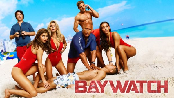 12. Baywatch - Did anyone actually see this movie? Probably not. But what better excuse do you have to wear a swimsuit in public?