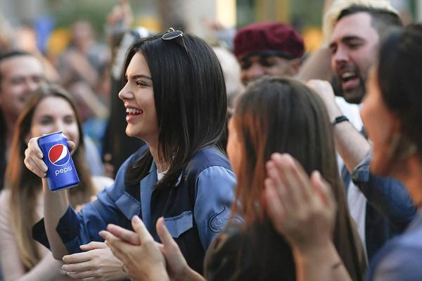 14. Kendall Jenner and a can of Pepsi - Proceed with caution–only a true power couple can pull this look off with panache. It takes a real dynamic duo to end racism and social injustice, and in a Canadian tuxedo no less!
