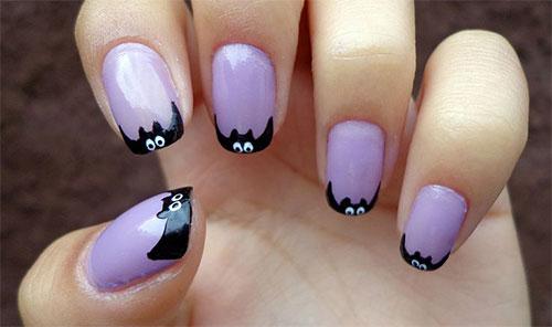 Nail Art Perfect For Halloween Moda