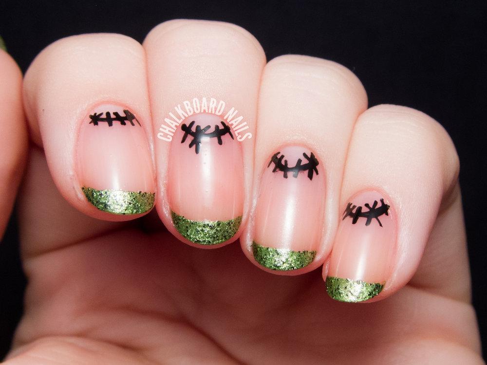 Nail Art Perfect for Halloween — MODA