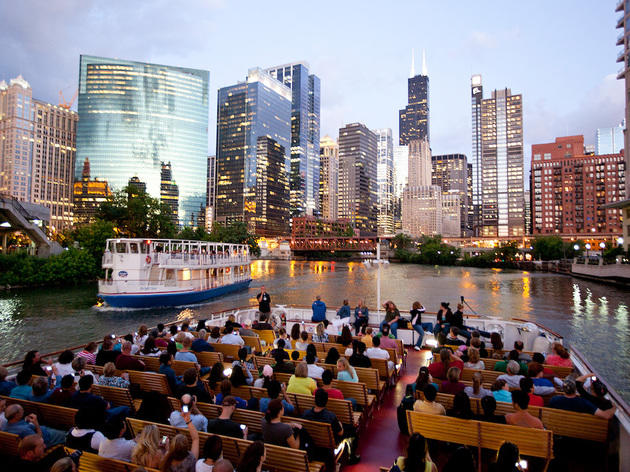 Chicago Architecture Tour - Instead of a physical present, why not gift an experience? Give your special someone tickets to Chicago's famed architecture tour and have a chance to explore its rich history and scenery!