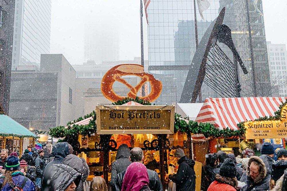 Image via  Christkindl Market Chicago site