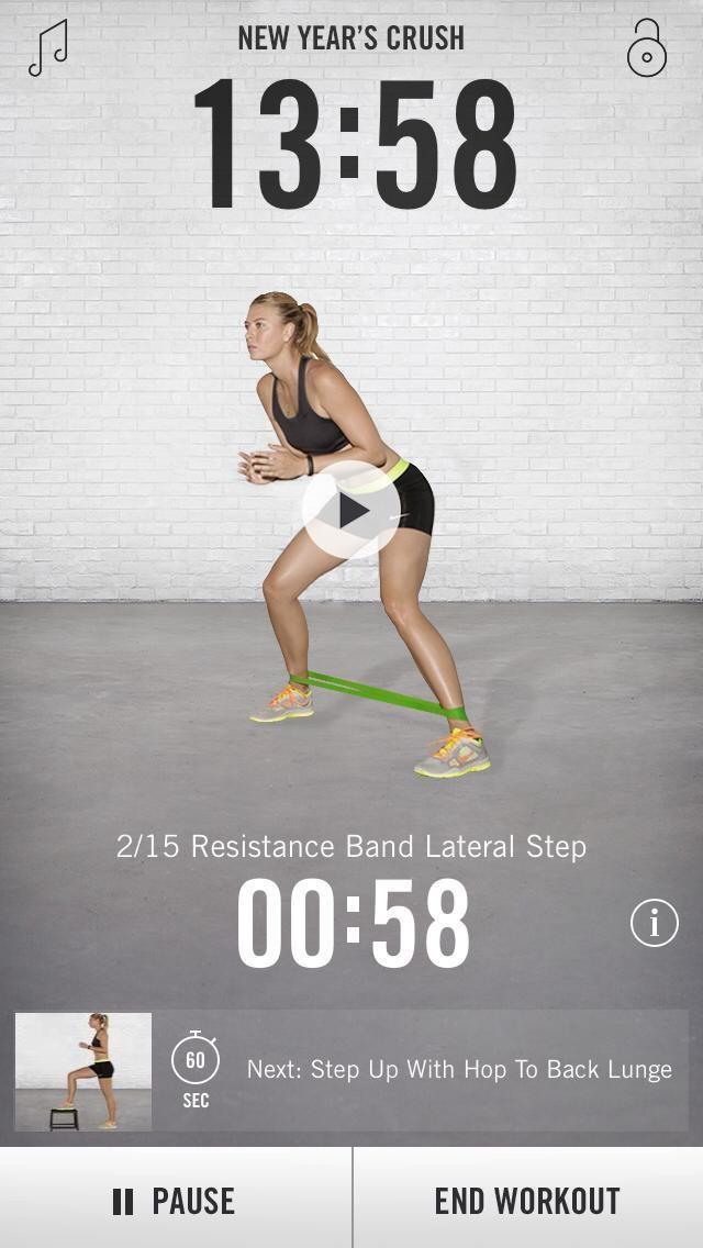 Nike Training Club App   Image courtesy of alternativeTo