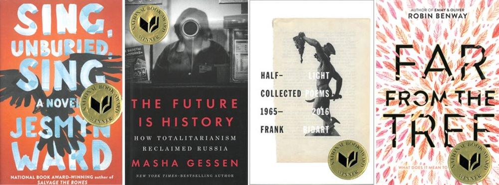 National Book Award Winners - HERE