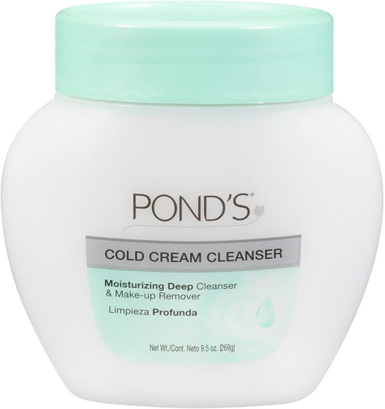 Ponds Cold Cream - Hot take- Neutrogena makeup remover wipes can be alarmingly drying, especially in the winter, and don't always remove stubborn mascara and eye makeup as well as I'd prefer. I picked up a jar of this cold cream at Target and noticed instantly that it works beautifully to remove all traces of makeup as well as to keep my skin hydrated.