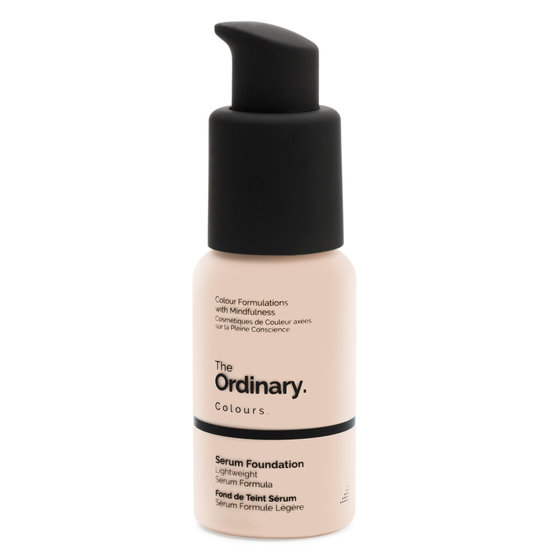 The Ordinary Serum Foundation - This is still my go to favorite, affordable foundation. It is very, very thin but has enough pigment in it for evening out my complexion. There is nothing I hate more than streaky foundation and this avoids that with both a brush and Beauty Blender. I tend to resolve to the brush when I'm in a rush and have not time to run to a sink to dampen the overpriced sponge.Shop here.