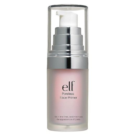 e.l.f. Poreless Face Primer - I'll be honest, I am not a primer gal and most definitely not one to spend a bunch of money on one. This product does the job for super cheap and has that silky texture that all the high end Sephora ones that I have only gone so far as to rub on the back of my hand share (must be good then, right???).Shop here.