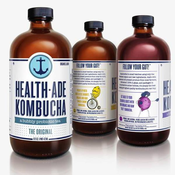 Health-Ade Kombucha - I'm not quite sure if there are any proven health benefits to drinking kombucha since most of the online articles I've come across provide conflicting information, but I personally find the drink super refreshing after a bout of particularly bad eating/unhealthy snacking. That being said, almost all of the kombucha brands I have tried taste gross or are sickeningly sweet–with the exception of Health-Ade (my personal favorite flavor is Pink Lady Apple). I've found this everywhere from Trader Joe's to HPP and the CVS on 53rd and bottles usually retail for around $3.