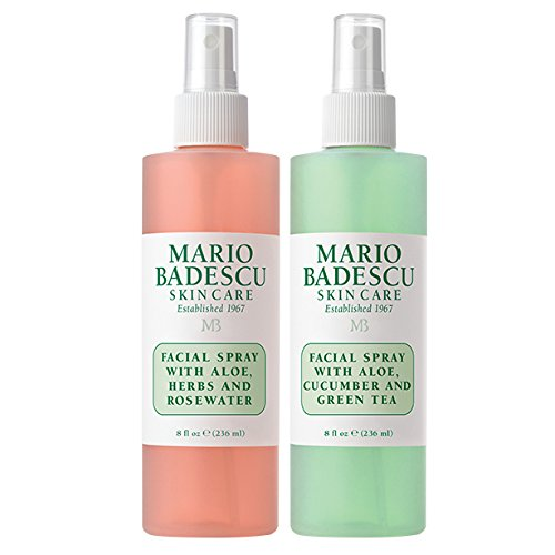 Mario Badescu Facial Spray - It would've been a tragedy if I didn't have this product in my artillery of makeup drawers, since I recently ran out of MAC Fix+. This spray feels lighter, smells great, and is the perfecting boost of hydration - especially in this rude, snowy, dry, and cold spring. My personal favorite is currently the aloe, cucumber, and green tea infusion. It'll remind you of the summer you're waiting for.