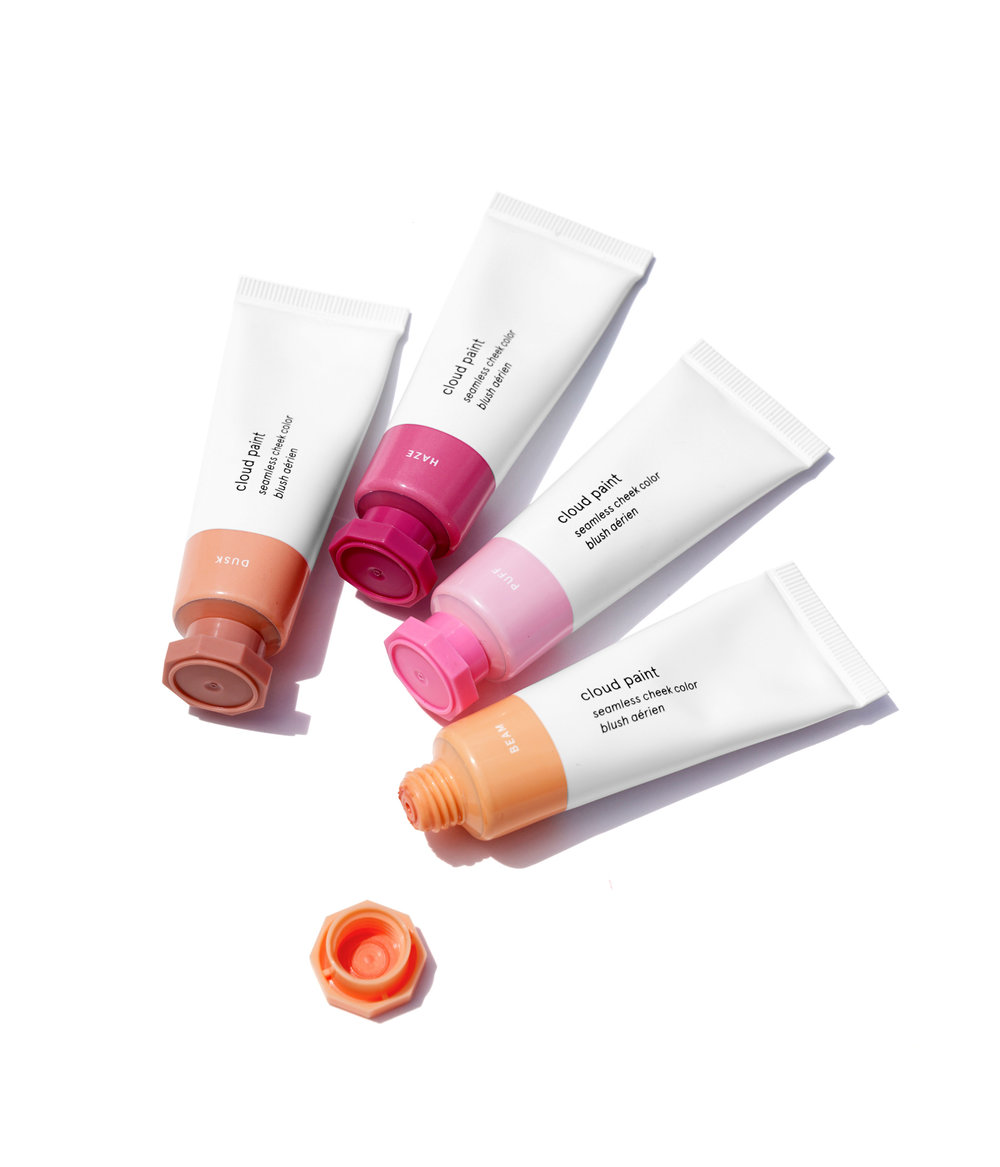 Glossier Cloud Paint - I was definitely skeptical about Cloud Paint when I first experimented with the product back in Glossier's NYC showroom, but I finally caved earlier this month after a constant barrage of perfectly staged Glossier ads and Instagram posts. I purchased the shade Dusk, which registers as a light tan rather than a blush on my skin–something I don't entirely mind. It's definitely going to be a staple for me until I get some real sun and I think the shade's subtlety is perfect for summer when you're looking to pare down your makeup look.