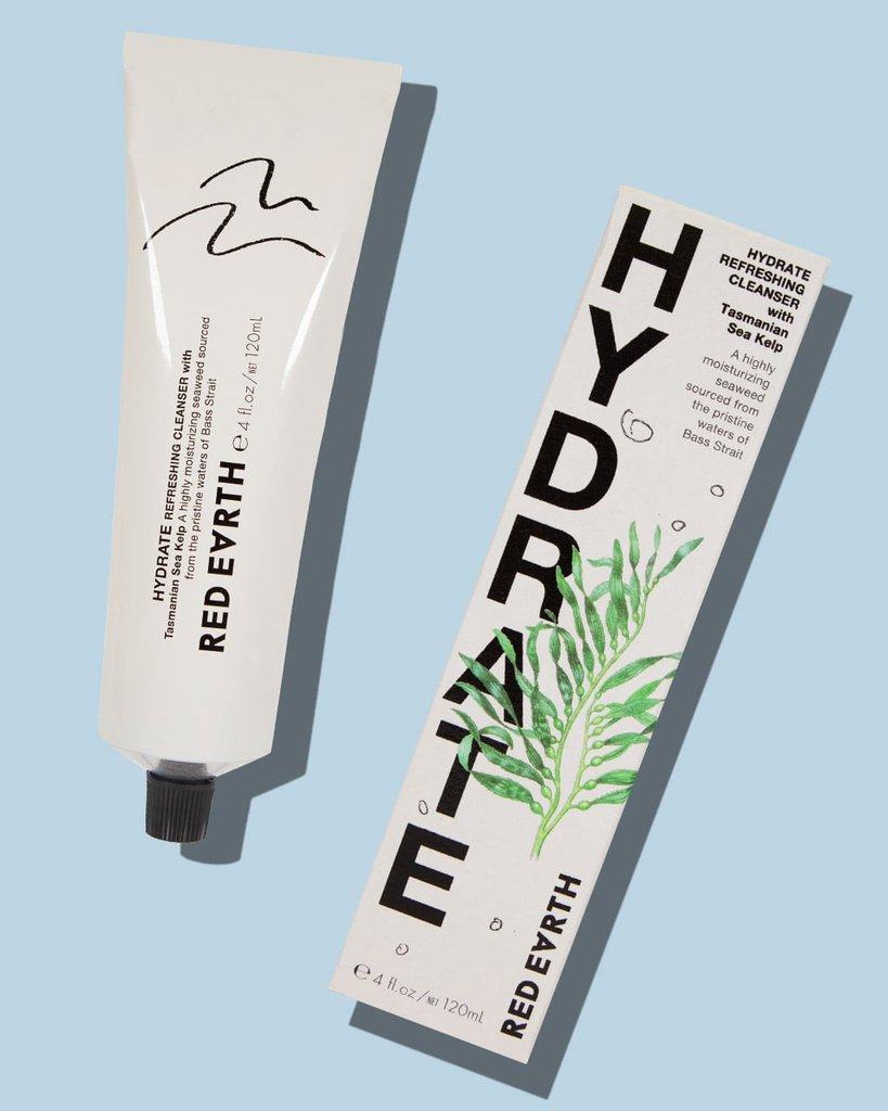 Hydrate Refreshing Cleanser with Tasmanian Sea Kelp