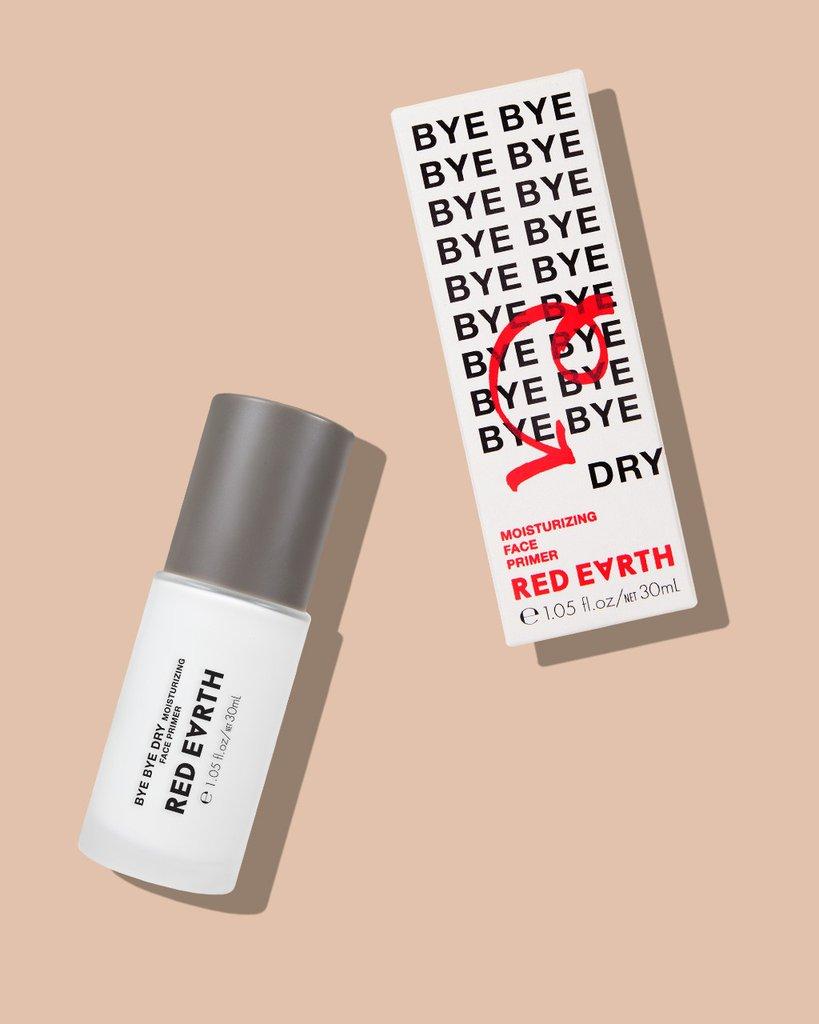 Bye Bye Dry Moisterizing Face Primer