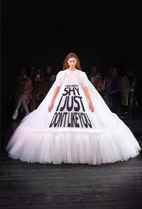 Viktor and Rolf Spring 2019 Couture