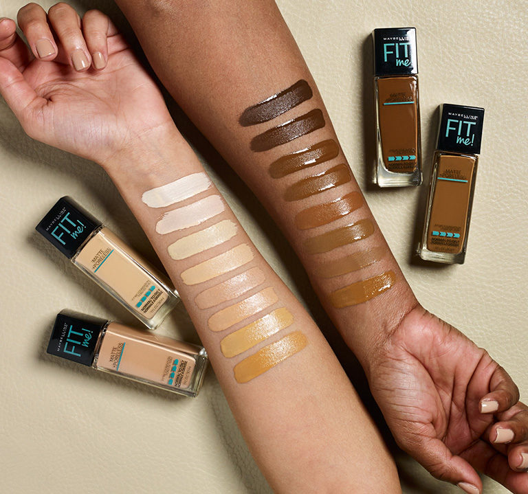 Maybelline Fit Me Foundation - Okay not so much an exclusive to February, but definitely a more popular product for me this month. If you're new to makeup, I highly recommend this foundation; it's full coverage without being super cakey and it's non comedogenic so the breakouts I'm trying to cover up don't get worse. It's also at a super affordable price point ($8!!!!) so if you're on a college budget, I find that it's a pretty solid foundation to get started with. I have pretty oily skin so I normally buy the matte + poreless formula but I know they also have a dewier formula for dryer skin.
