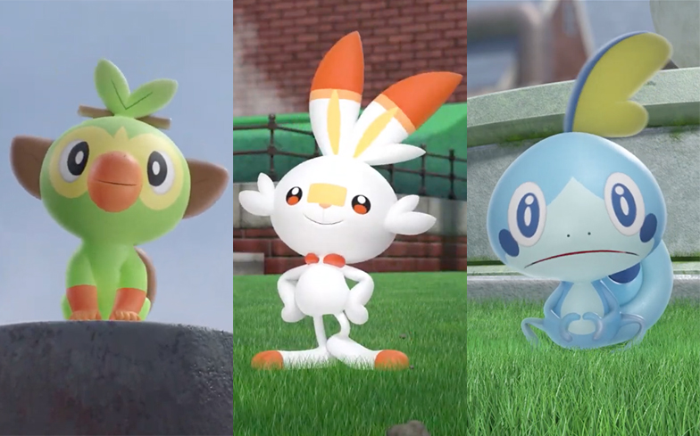 """Pokémon Sword/Shield - The newest announcement on this list is in regards to the future of Pokémon. The first look at generation 8, the new region and its three stater Pokémon have all been revealed to debut with Pokémon Sword and Pokémon Shield late this year. We don't know much, although we know the new region, Galar, will focus on """"Technological innovations between Pokémon and Humans."""" This doesn't reveal much, although we did get a look at some gameplay in a new city directly from a steampunk-fantasy of mine, so I am definitely optimistic.Image via"""