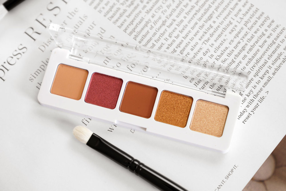 Natasha Denona Mini Sunset Palette - As someone who almost exclusively uses orange and peachy tones on my eyes, the Natasha Denona Mini Sunset palette provides me with all of the colors that I need to create a full look without breaking the bank. At only $25, the mini palette features two shimmery metallics, one foiled, and two matte shades. Until I can afford to drop $129 on the full palette, I will be content using this one.Image via.
