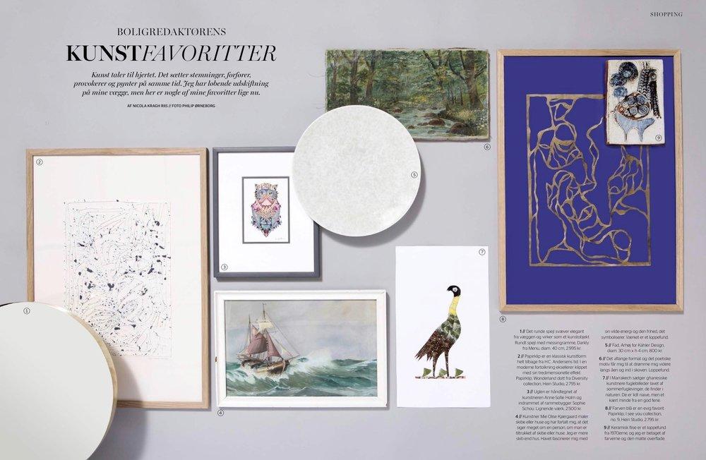 Alt Interiør/ September 2017 Diversity Collection &´i see you` collection